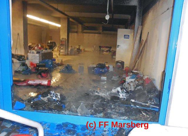 Brand/Feuer vom 23.01.2017  |  (C) Feuerwehr Westheim (2017)